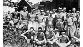 More than 1,400 Canadian soldiers endured four years of misery as prisoners of the Japanese,especially in the wake of the battle for Hong Kong.