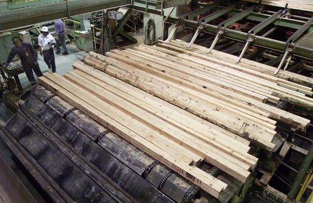 Interfor closes Maple Ridge sawmill in another blow to B C