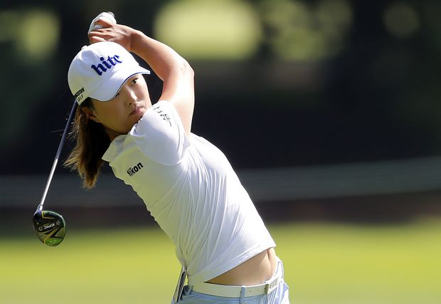 Ko's record bogey-free streak ends at 114 holes in Portland Classic