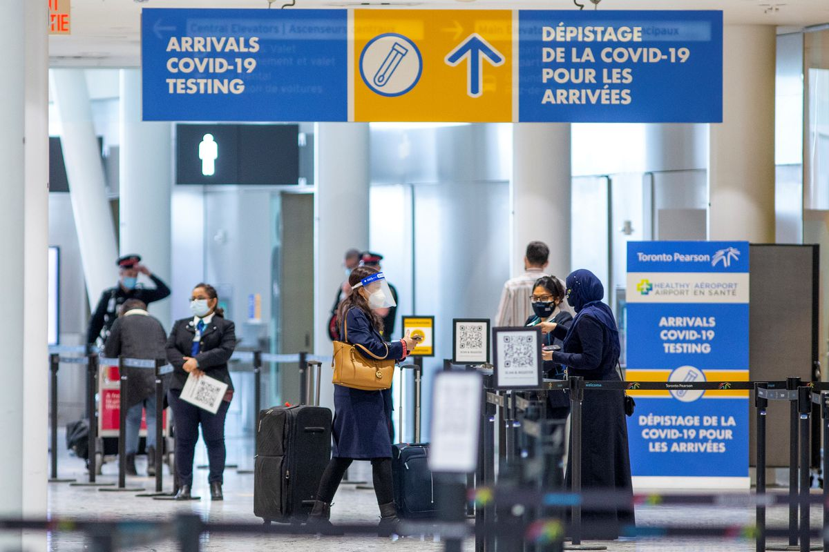 Globe editorial: Canada's pandemic response has been consistently mediocre. The airports mess is just the latest chapter