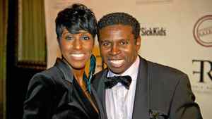 "Diane Clemons and Michael Lutrell ""Pinball"" Clemons"