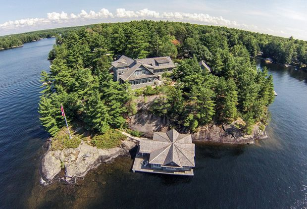 Canada's luxury vacation homes drawing the attention of international elite