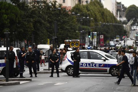 Explosive used by IS militants found in apartment near Paris