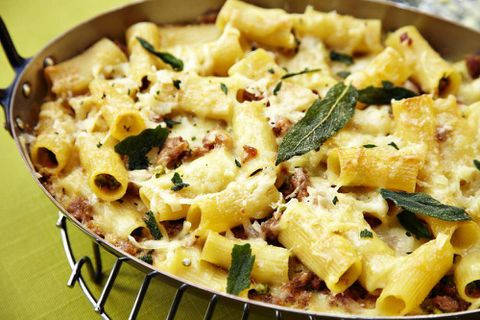 Two baked pastas that will take comfort food to the next level