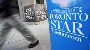 Buyouts offered to Toronto Star employees