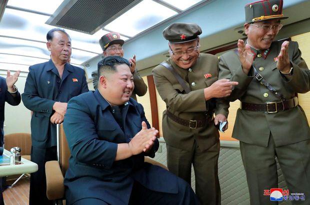 Kim Jong Un expresses 'great satisfaction' over North Korea weapons tests