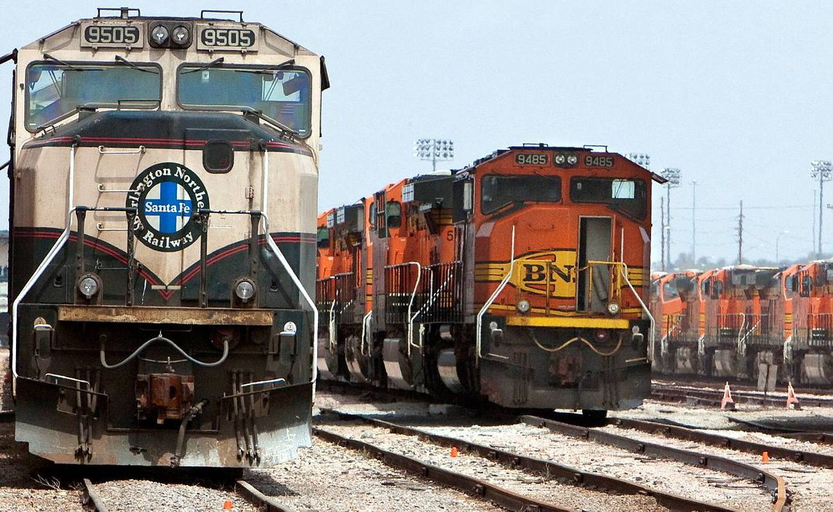 Is Buffetts Bnsf Takeover A Good Move At A Good Price The Globe