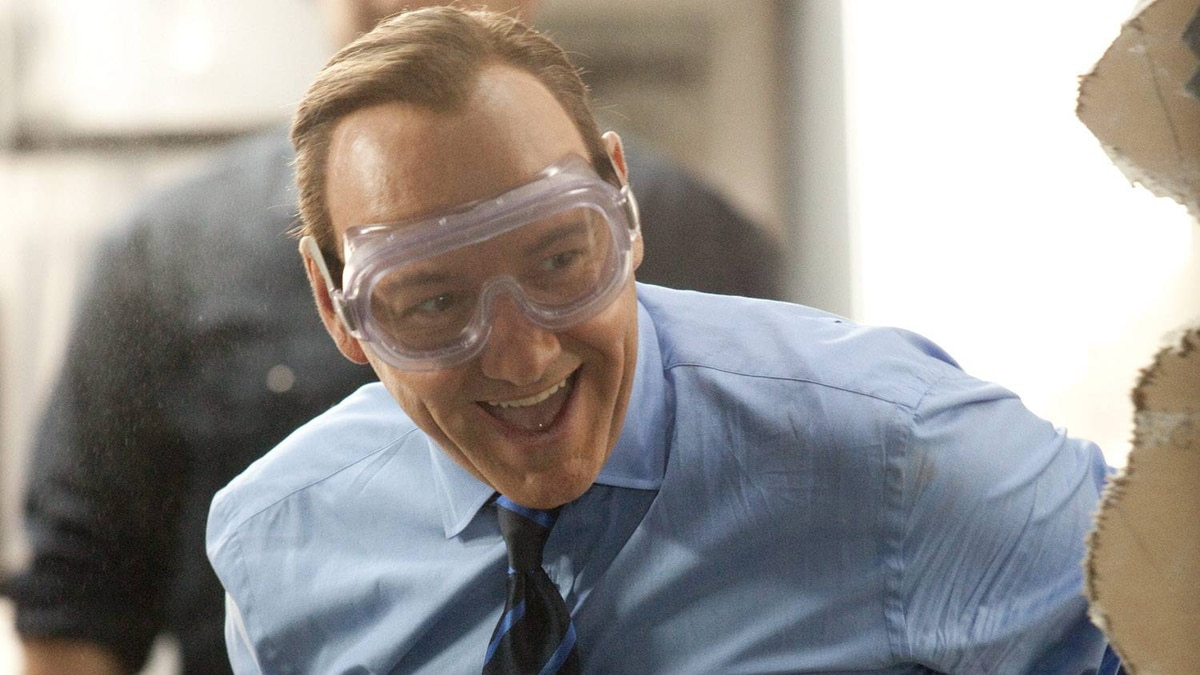 KEVIN SPACEY as Dave Harken in New Line Cinema's comedy HORRIBLE BOSSES, a Warner Bros. Pictures release.