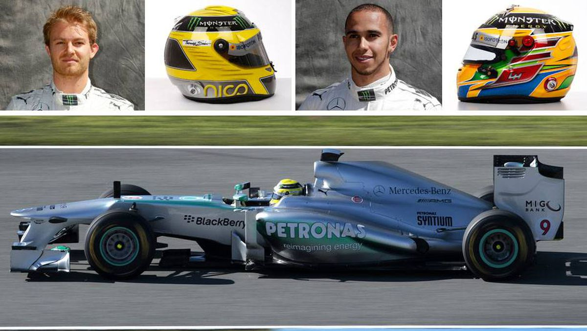 Mercedes/Reuters