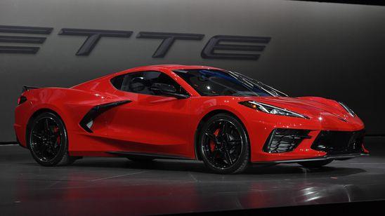 Chevrolet unveils new mid-engine Corvette