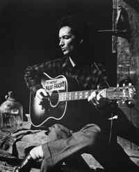 Courtesy of Woody Guthrie Archives