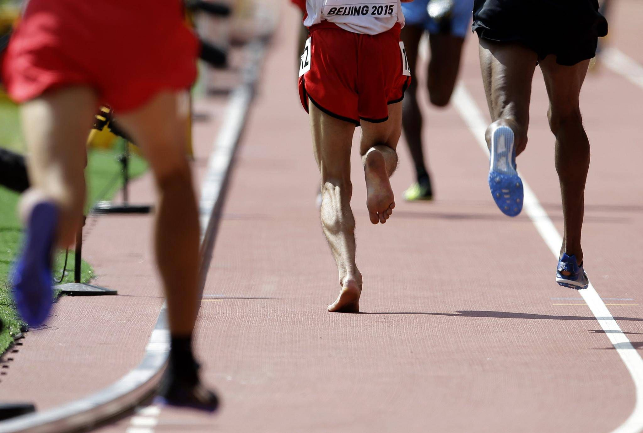 1098ac1c35f7f Barefoot vs. shod running  It s a dead heat - The Globe and Mail