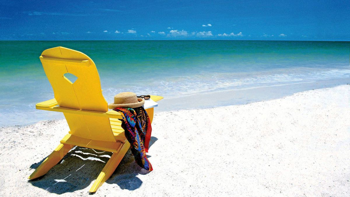 Thirty-five miles of white-sand, island beaches await visitors to the St. Petersburg/Clearwater area.