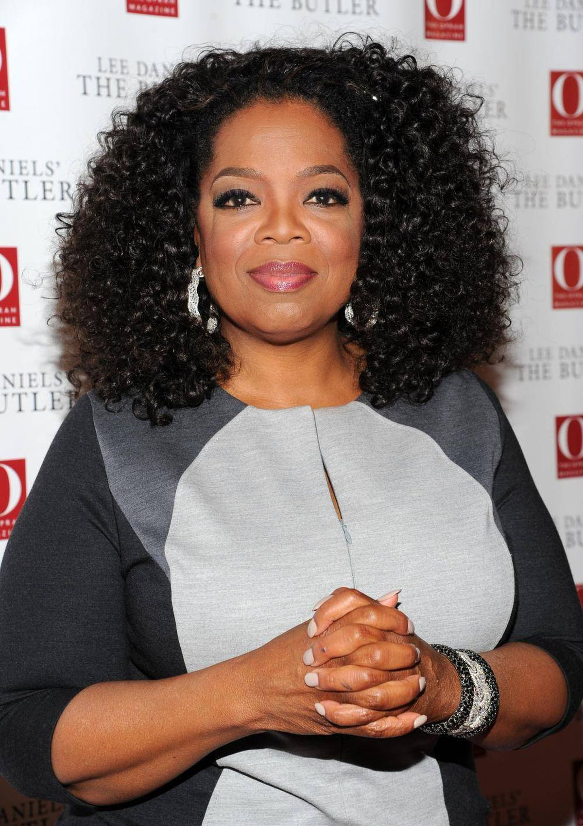 Why Oprah says she was a victim of racism in Switzerland