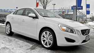 2011 Volvo S60. Credit: Michael Bettencourt for The Globe and Mail