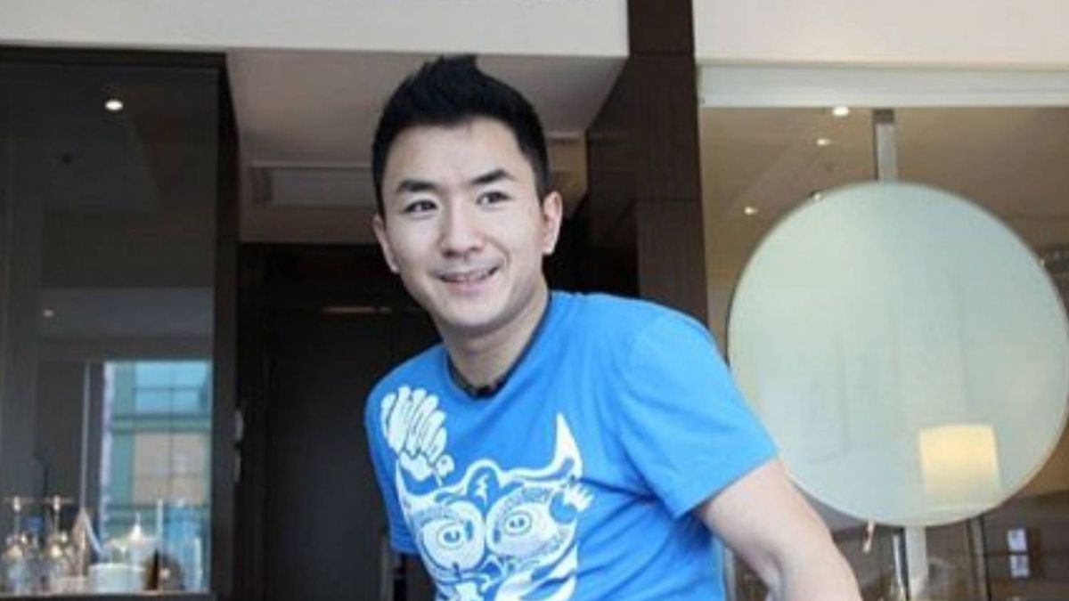Lin Jun is shown in this undated photo from his personal Facebook page under the name of Patrick Lin.