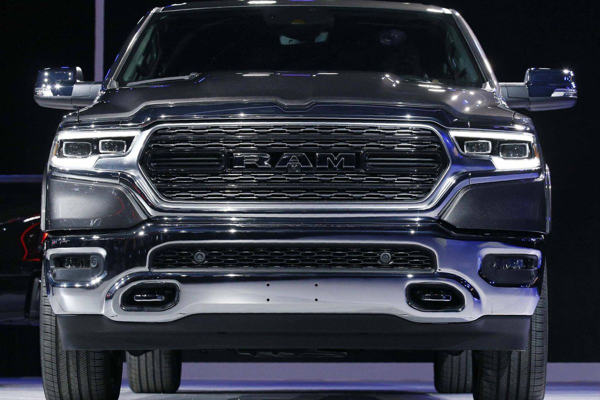 Breaking down the 2019 Ram 1500 introduced at the Detroit ...