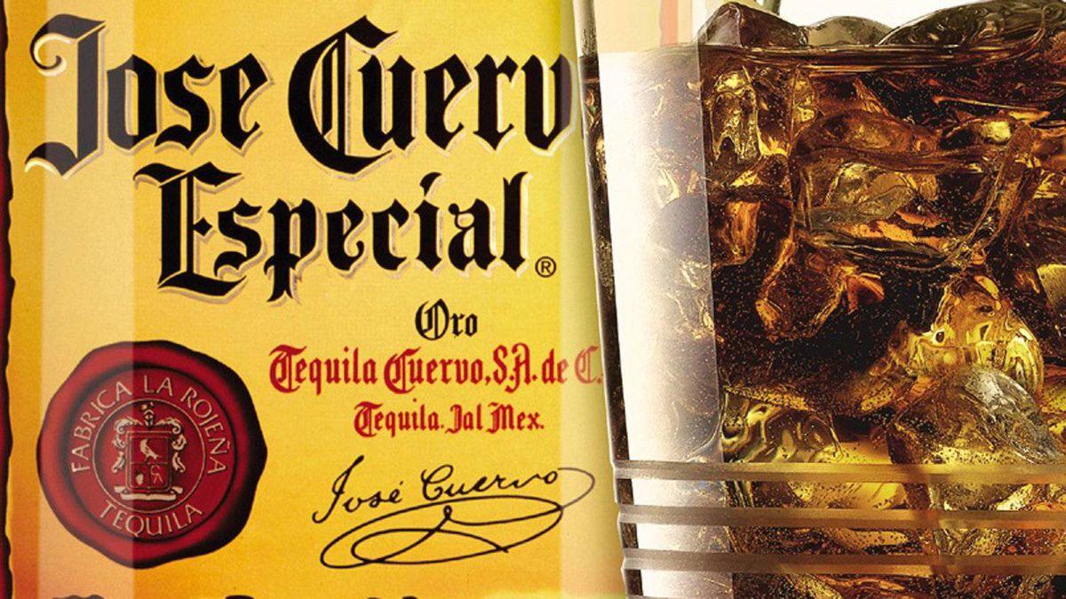 Jose Cuervo. handout.