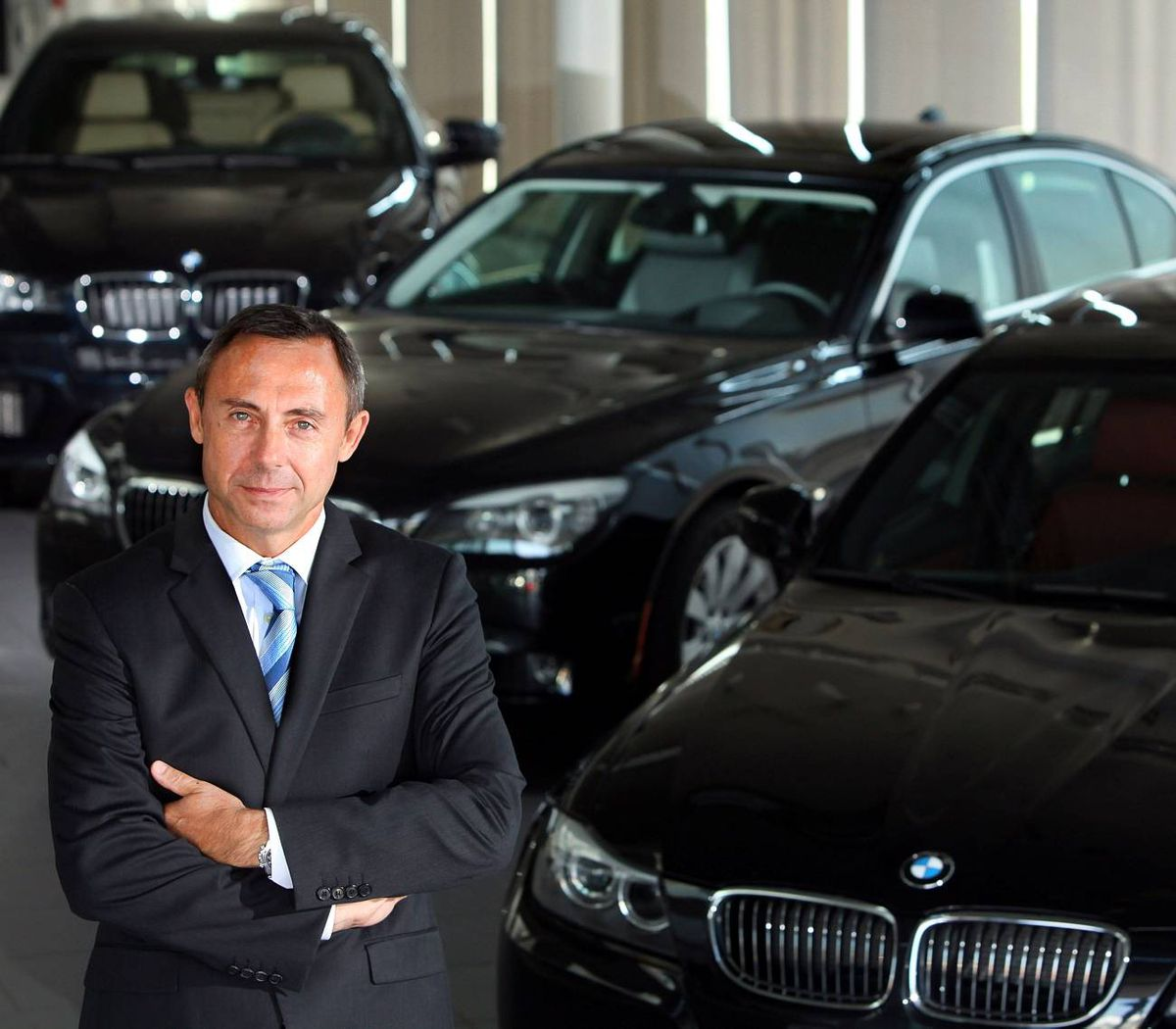 Franz Jung, President and CEO, BMW Canada