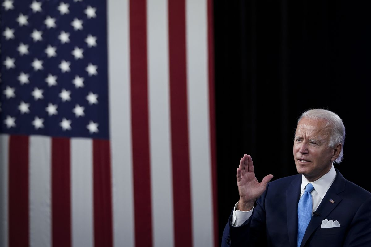 Joe Biden, America's middle man: How his career of compromise has prepared him for this moment