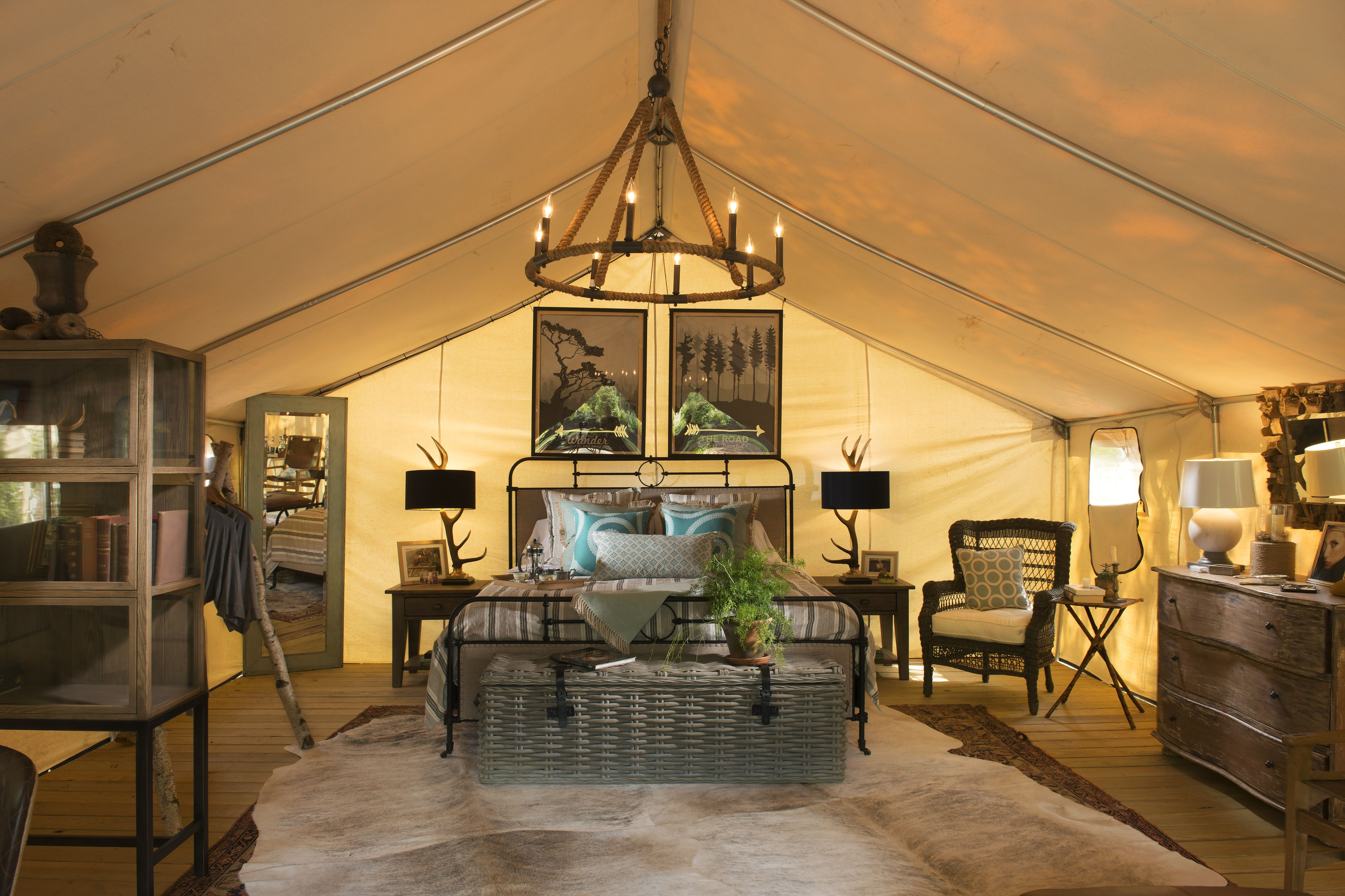 Glamping Sites That Let You Experience Nature In The Lap
