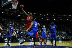 59ab0711a8a DeMar DeRozan one step closer to making Olympic debut - The Globe ...