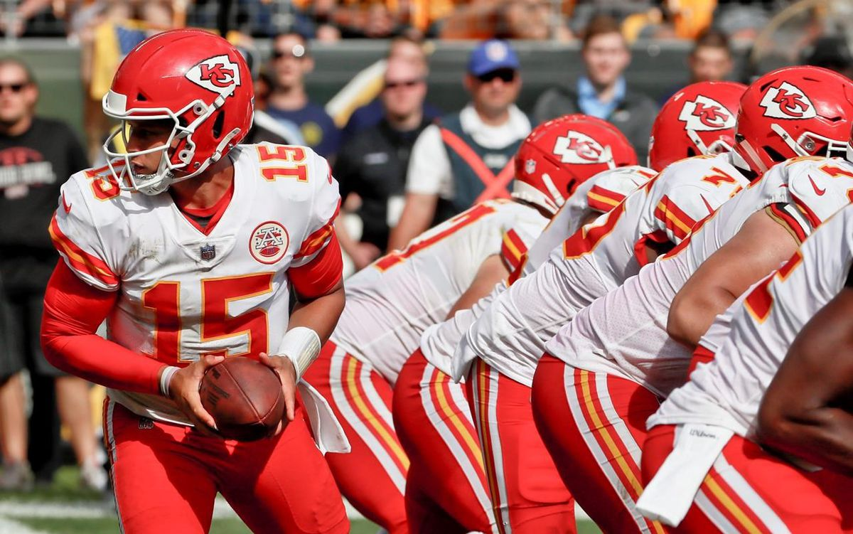 e780b1e3d1e Kansas City Chiefs' Patrick Mahomes making home debut as San Francisco 49ers  visit Arrowhead - The Globe and Mail