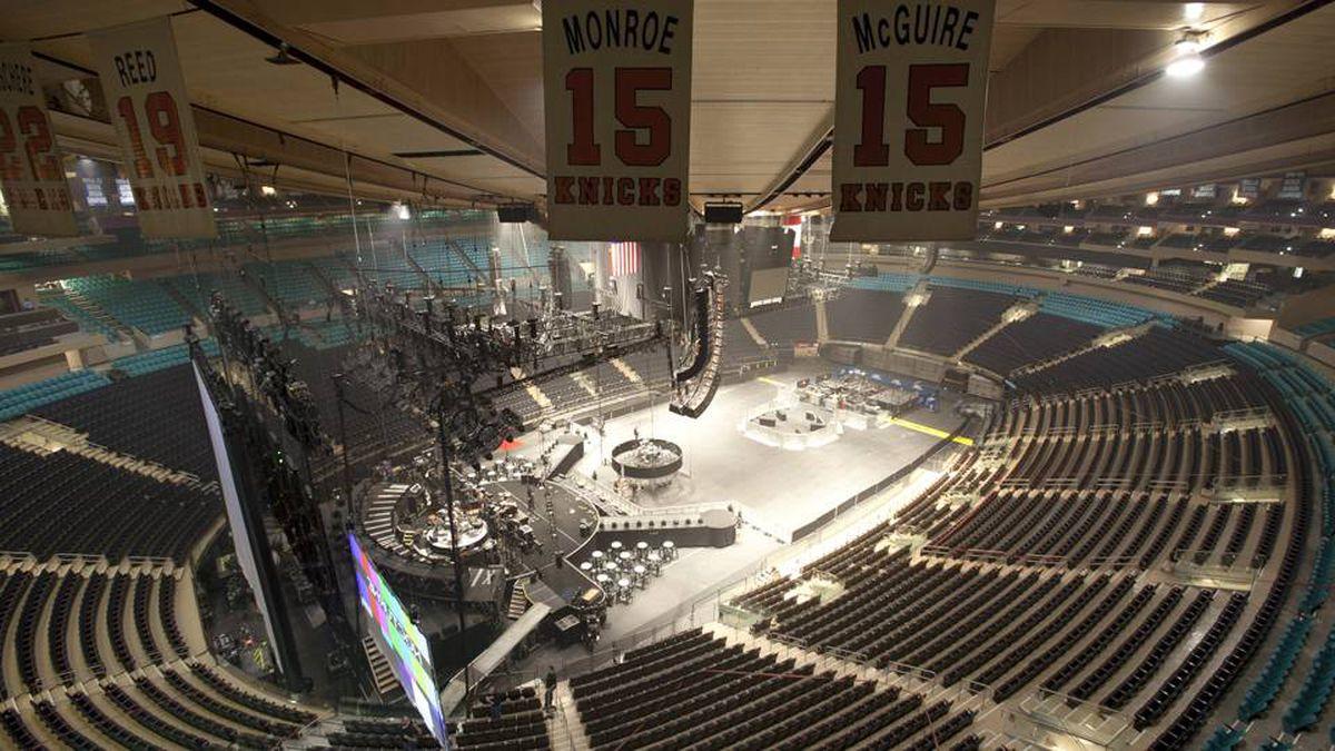 Madison Square Garden: Madison Square Garden Blooms Anew