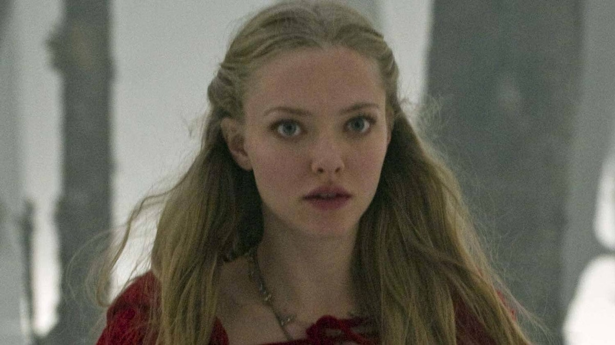"""Amanda Seyfried in a scene from """"Red Riding Hood"""""""