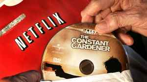 Netflix airs its TV shows and movies over an Internet connection to computers, Web-connected TV sets and gaming consoles.
