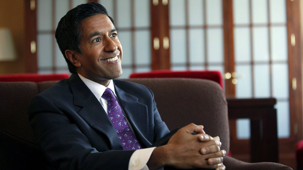 Sanjay Gupta is CNN's chief medical correspondent and author of a new novel, Monday Mornings.
