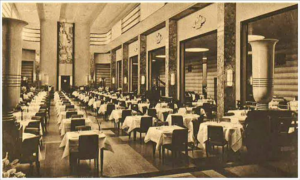 Future uncertain for famed montreal art deco restaurant the