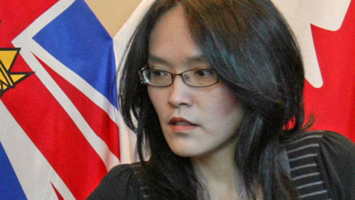 In 2008, NDP MLA Jenny Kwan spearheaded the Zhao family's emotional visit to Vancouver.