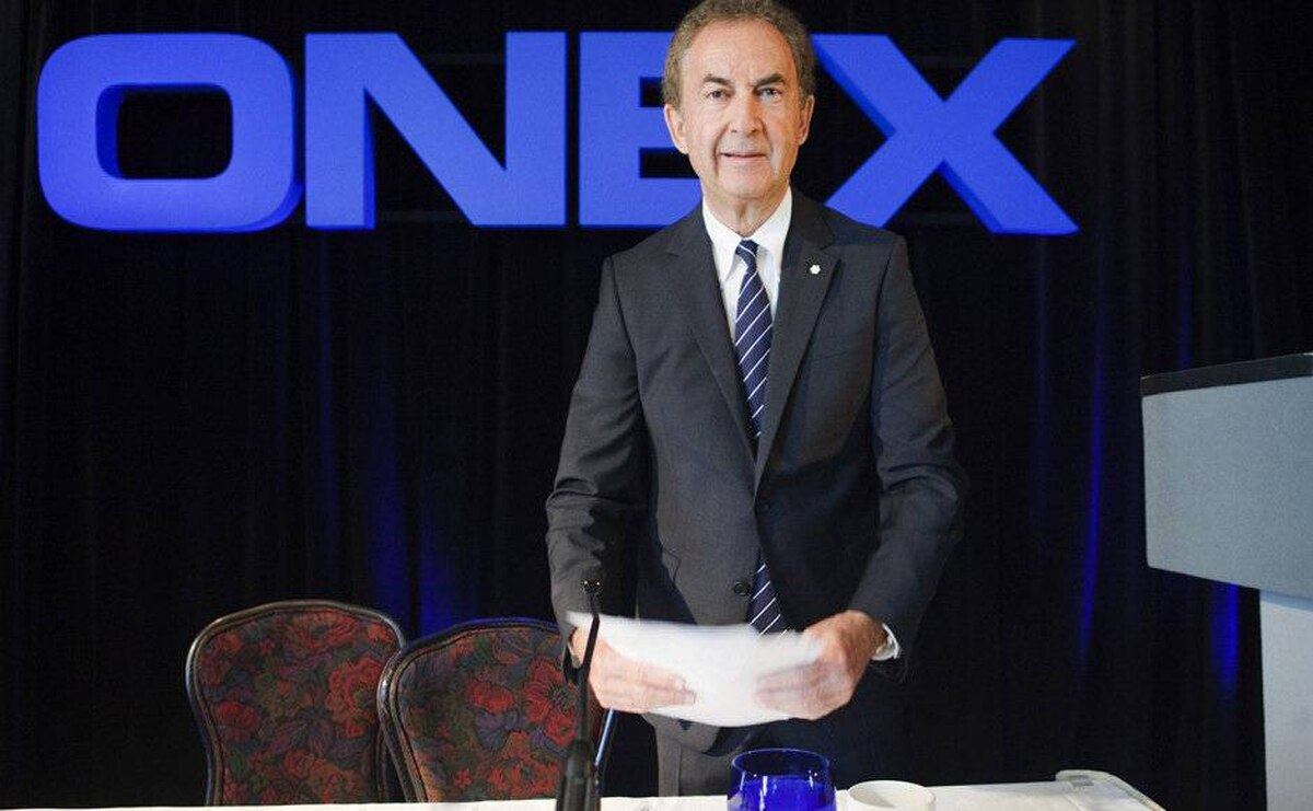 Onex Chairman of the Board, President, and Chief Executive Officer Gerald Schwartz.