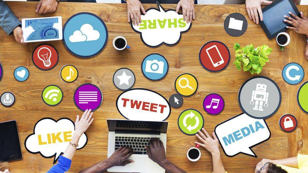 Five tips for building your social media brand