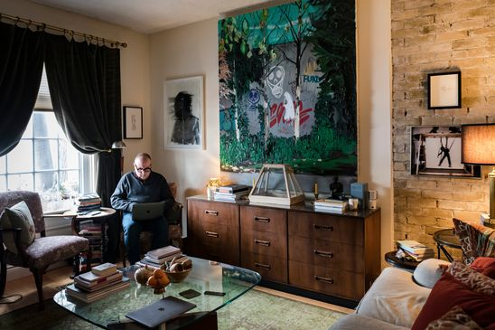 Favourite room: How to cultivate an art collection – even if you're a first-time buyer