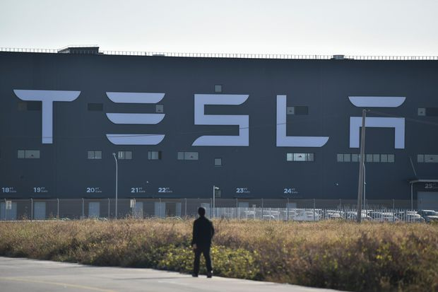 Tesla to Receive New Loan from Chinese Lenders for Its Shanghai Plant