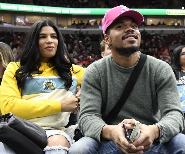 Chance the Rapper ties the knot in star-studded wedding