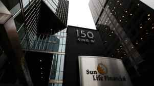 The Sun Life Financial building in Toronto on Thursday, March 8, 2012.