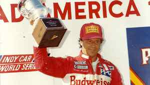 1983 Provimi Veal 200 Mario Andretti started on pole and took the team's first win at the Road America Circuit in Elkhart Lake, Wis. in its sixth race. Andretti added a second win that year in the Caesars Palace Grand Prix at Las Vegas.