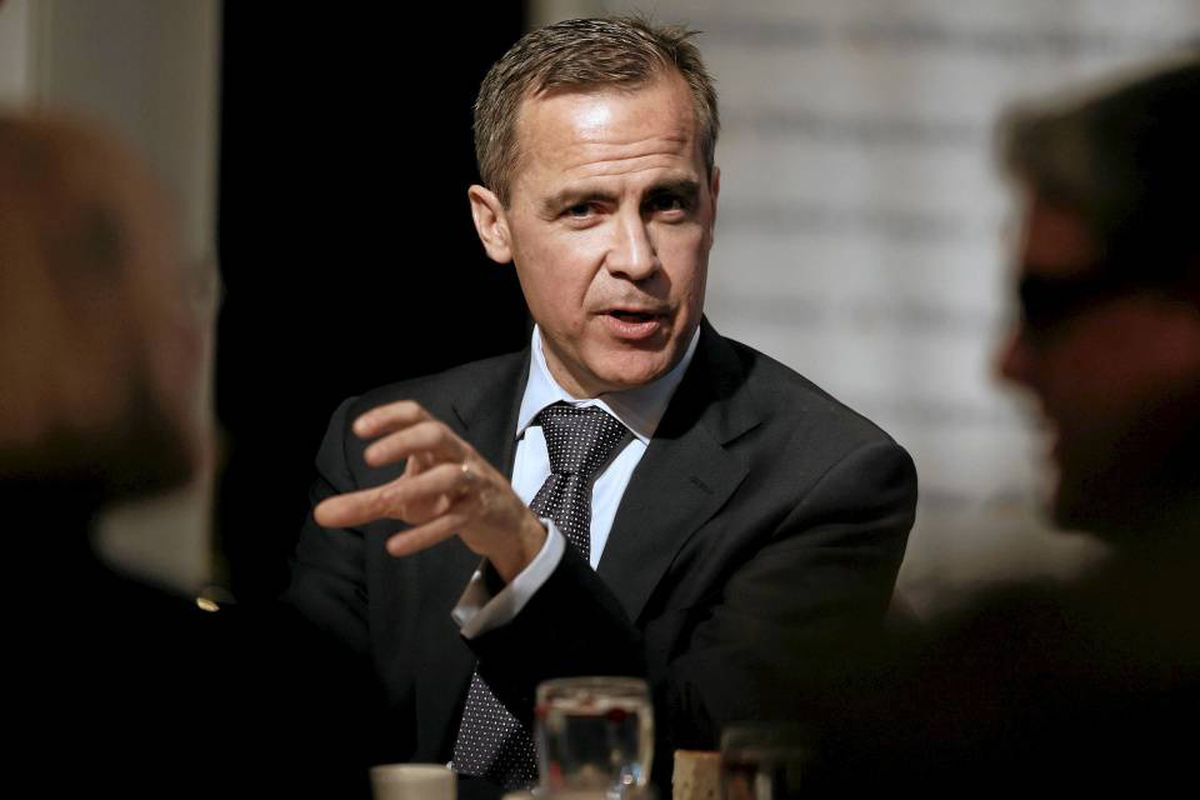 The lack of a stock market response to the Bank of Canada's rate hike is unlikely to keep central bank boss Mark Carney up at night, one economist says.