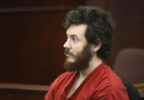 Jurors get first look at video of Colorado theatre shooter asking police if any children were hurt