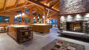 A $14,995,000 home in Whistler, B.C.
