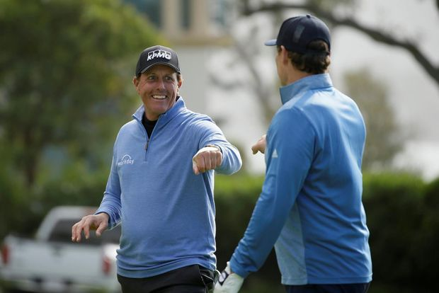 Canadian Nick Taylor goes wire-to-wire to win Pebble Beach Pro