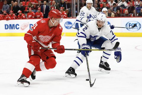 Toronto Maple Leafs vs. Detroit Red Wings Game Preview 12/15/17
